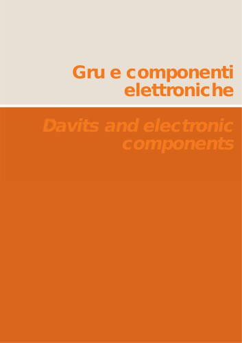 Davits and Electronic Components