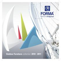 FORMA Furniture Maritime Inspired Catalogue
