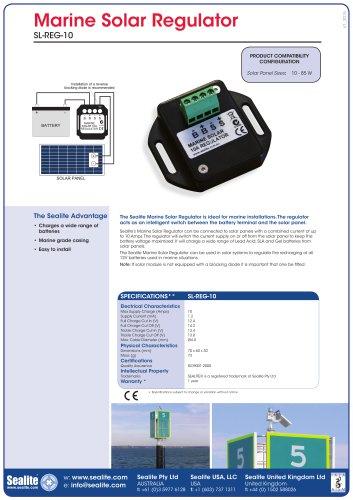 Marine Solar Regulator