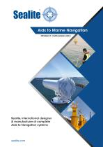 Sealite Marine Catalogue 2018