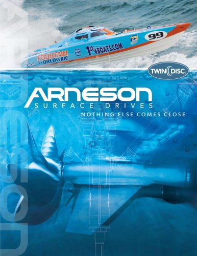 Arneson Surface Drives