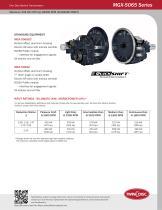MGX-5065 Series
