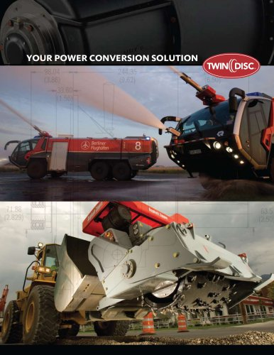 Power conversion solution