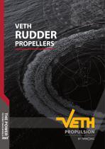 Veth Rudder Propeller