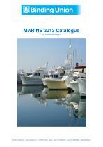 MARINE 2013 Catalogue