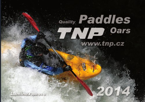 TNP Catalogue 2014