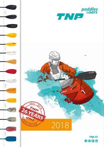 TNP Catalogue 2018