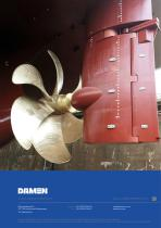 Seagoing rudder systems - 5