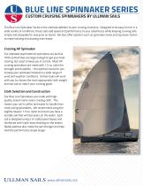 BLUE LINE SPINNAKER SERIES - 1