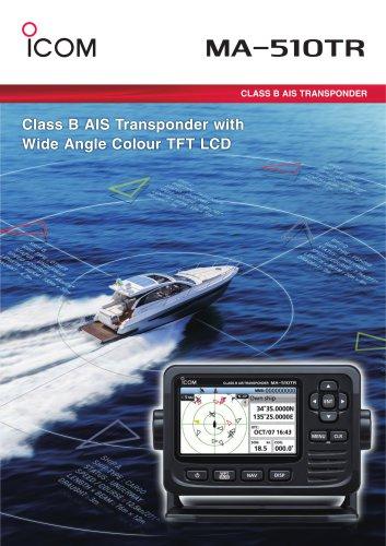 CLASS B AIS TRANSPONDER MA-510TR