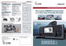 Radio GMDSS GM600