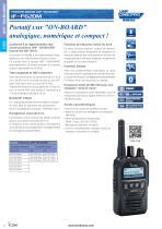 UHF on-board IC-F62DM - 1