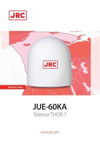 357-Vsat JRC JUE-60KA