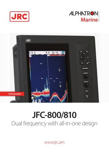 EchoFish JRC JFC-800-810