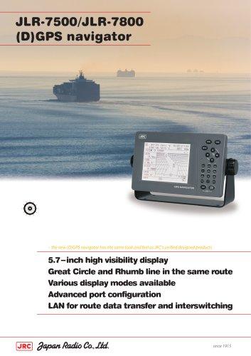 JLR-7500/JLR-7800