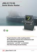 JMA-9172-SA Solid State Radar