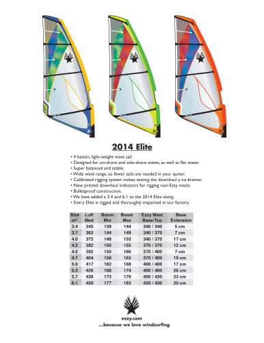 2014 elite catalog