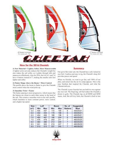 2016 cheetah catalog