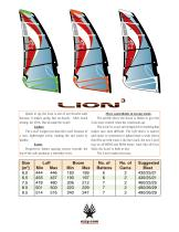2016 lion catalog