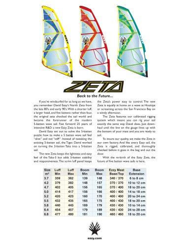 2017 Zeta Catalog