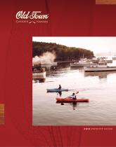 2013 Old Town Catalog