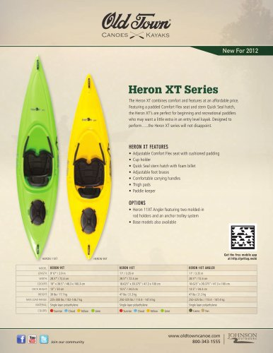 Heron XT Series