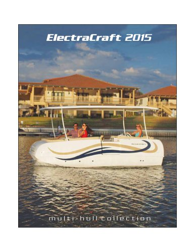 Electra Craft 2015 multi-hull collection
