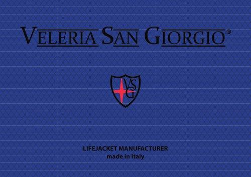 Veleria San Giorgio Catalogue