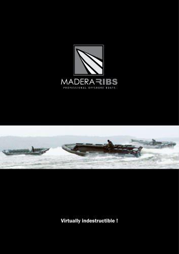 Madera Ribs Brochure 2009