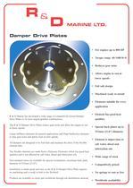 Damper Drive Plates