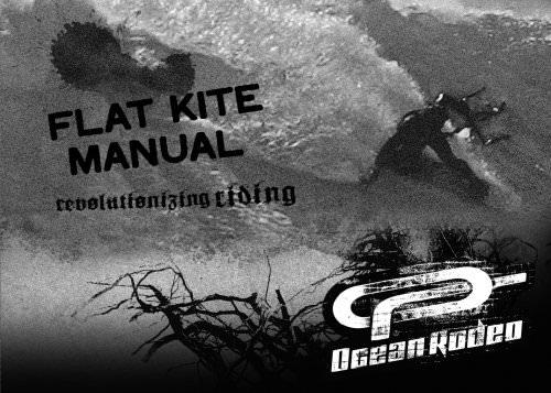 One kite