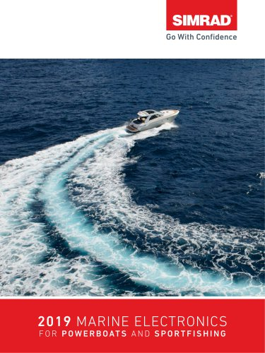 2019 Simrad Catalogue