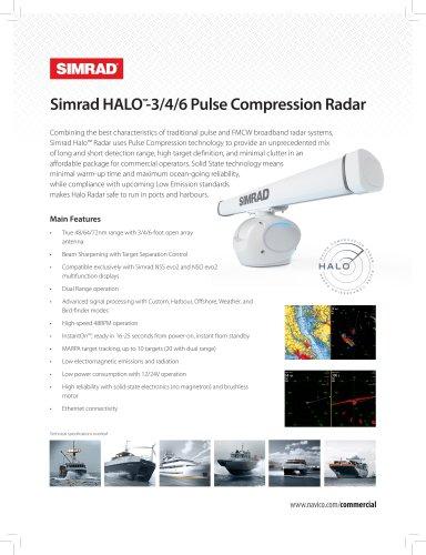 HALO Radar Flyer