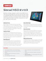 Simrad NSOevo3 - 1