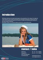 DM Ropes Catalogue - 2