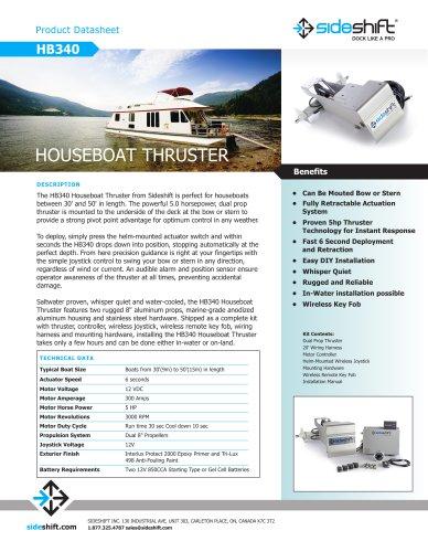 HB340 Datasheet