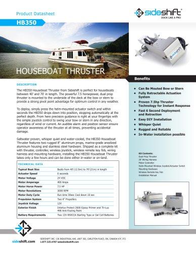 HB350 Datasheet