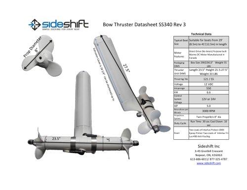 SS340 Datasheet