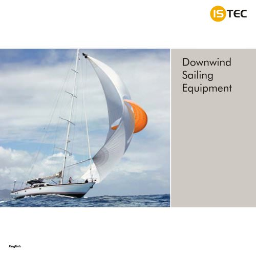 ISTEC Downwind Sailing Equiment