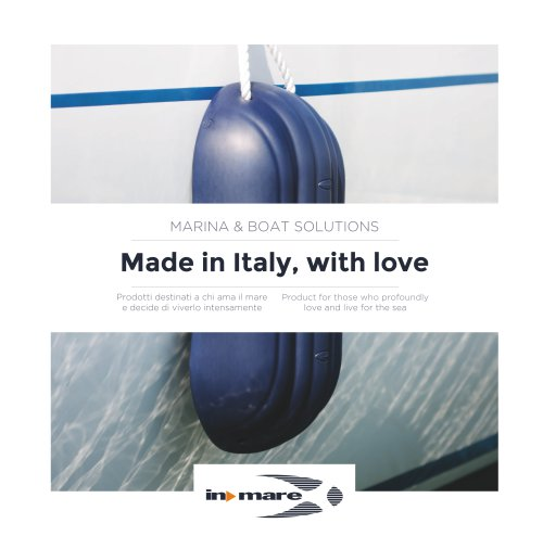 InMare catalog 2019