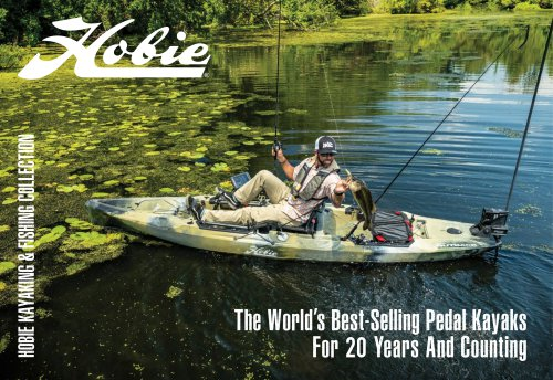 HOBIE KAYAKING & FISHING COLLECTION