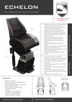 Ullman Echelon Seat