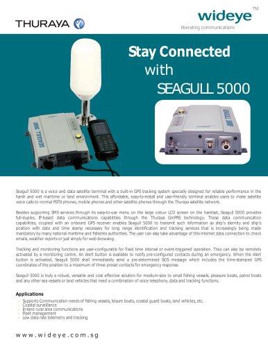 Seagull 5000  BROCHURE