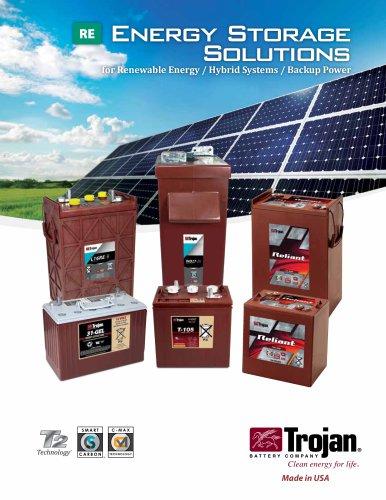 Renewable Energy - Trojan Battery Company - PDF Catalogs