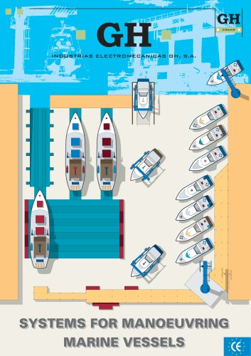 Systems for manoeuvring marine vessels