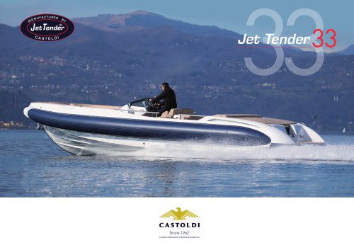 Jet Tender 33