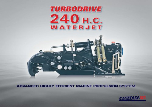 Turbodrive 240 H.C.