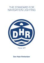 DHR - Brochure LED-Products LR