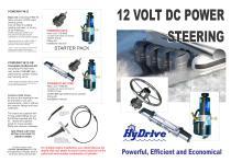 12 VOLT DC POWER STEERING