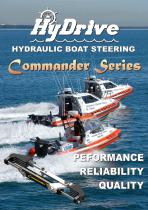 Commander Series - Outboards & Sterndrives